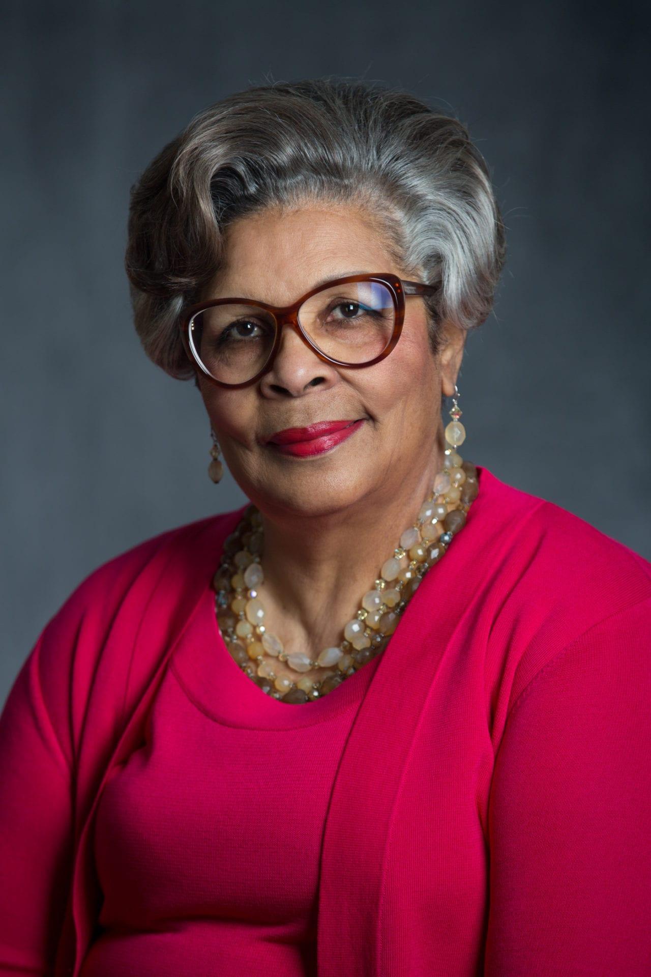 State Representative Senfronia Thompson